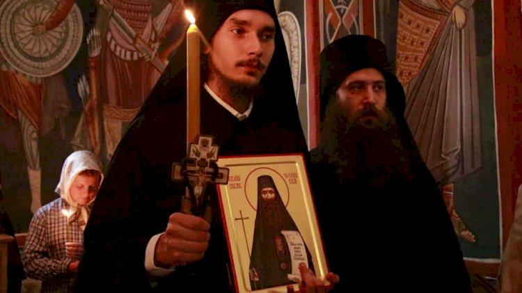 Монашење у манастиру Туман