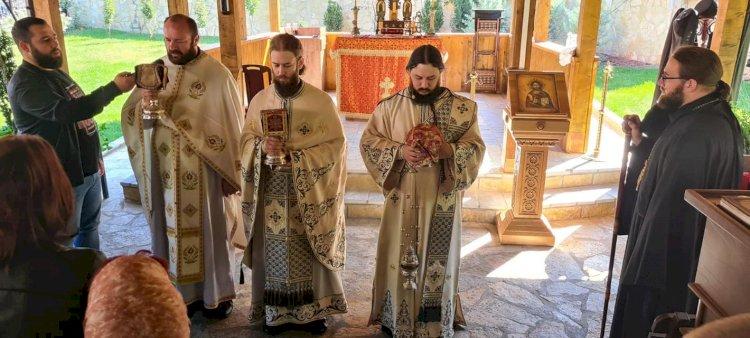 Сабор српских светитеља, недеља 12. септембар 2021. Манастир Тумане