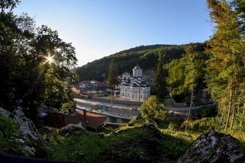Торжествено прослављен празник Св. Зосима и Јакова у Манастиру Туману 2020
