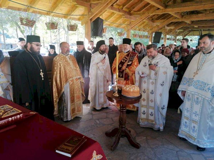 Празник обретења моштију Св. Јакова Туманског