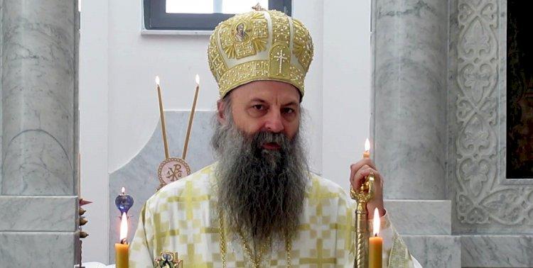 Митрополит загребачко-љубљански Порфирије изабран за Патријарха српског